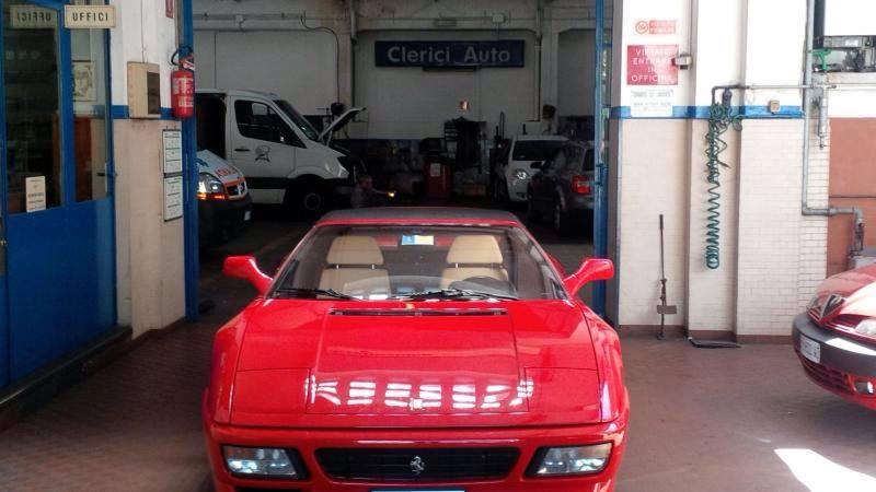 Autofficina Clerici Bicocca Ferrari